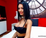 Modelscope Hot Cam Model AmberWillis shows off body and masturbates