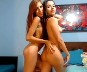 teen lesbians having sexy fun on cam