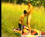 QueerVids - Outdoor Anal Twinks Do it Rough