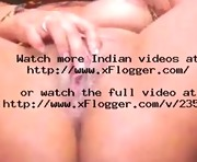 Webcam with Indian babe creamy pussy and ass teasing